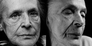 83 Jahre Geboren am 2. Dezember 1920  Erstes Porträt am 6. Februar 2004 Gestorben am 3. März 2004 Sinus-Hospiz, Hamburg